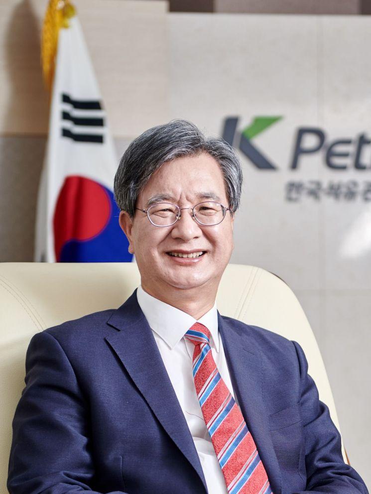 손주석 한국석유관리원 이사장(사진제공=한국석유관리원)