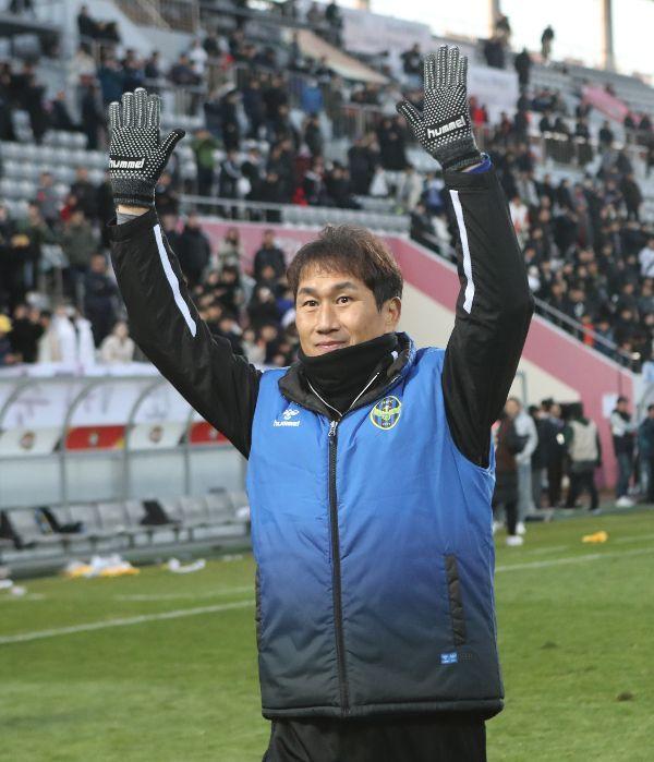 유상철 전 인천 감독. [이미지출처=연합뉴스]
