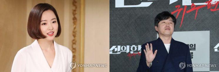 배우 박보영(좌)·김희원(우). 사진=연합뉴스