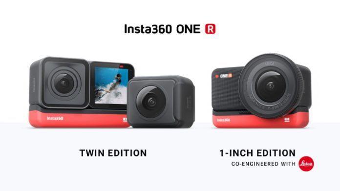 인스타 360 ONE R 사진=인스타 360(Insta360)
