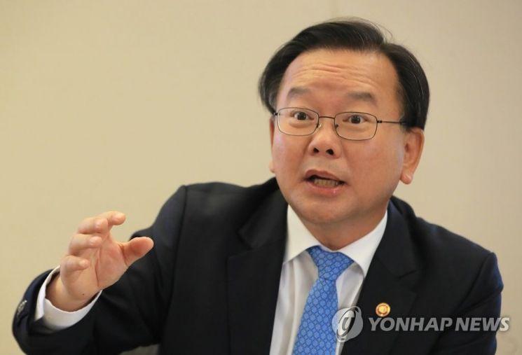 김부겸 전 더불어민주당 의원./사진=연합뉴스