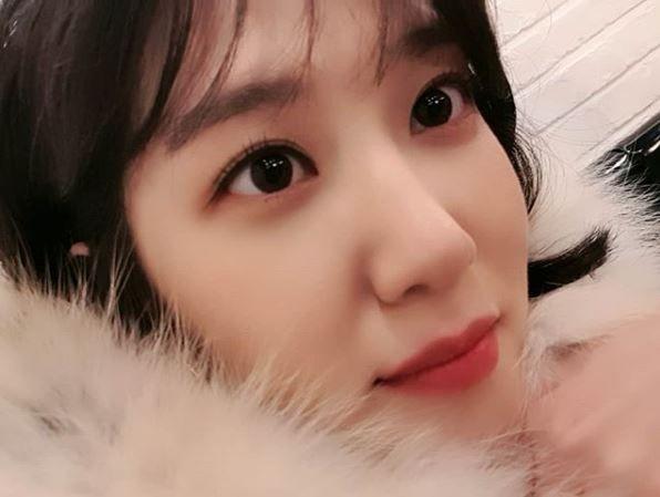 17일 배우 박은빈이 출연 중인 드라마 '스토브리그' 홍보에 나섰다/사진=박은빈 인스타그램