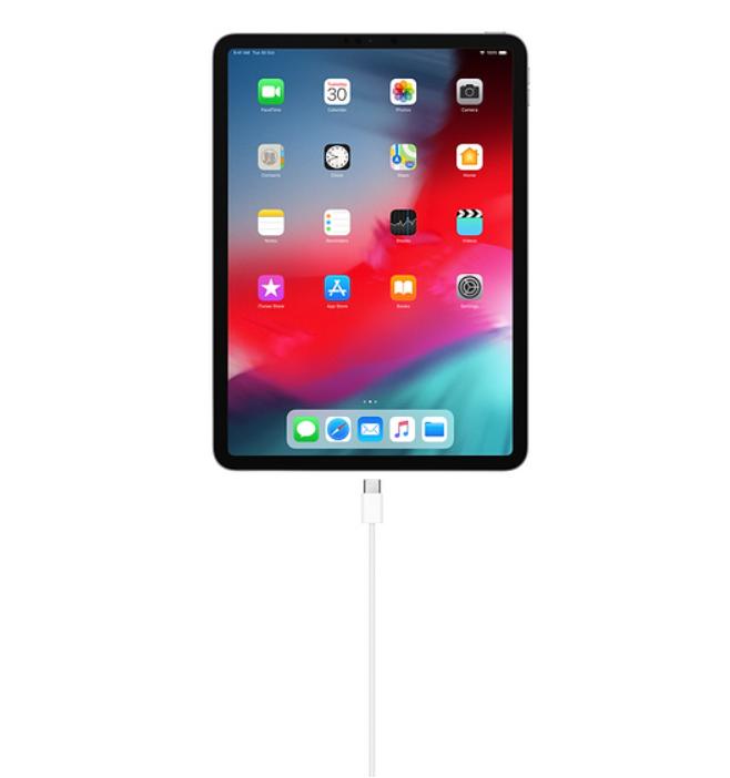 애플 공식 홈페이지에서 판매하고 있는 USB-C 충전 케이블