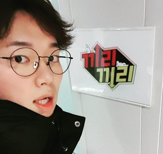 방송인 장성규 / 사진=장성규 인스타그램 캡처
