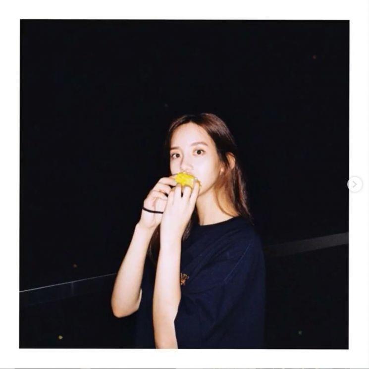 가수 연습생 출신 한서희 / 사진=한서희 인스타그램 캡처
