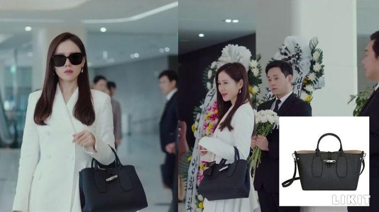 CEO로 복귀한 손예진의 시크한 '세리백'