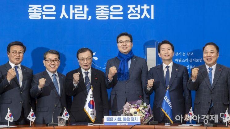 [포토] 민주당, 최기일 '방산 전문가' 영입