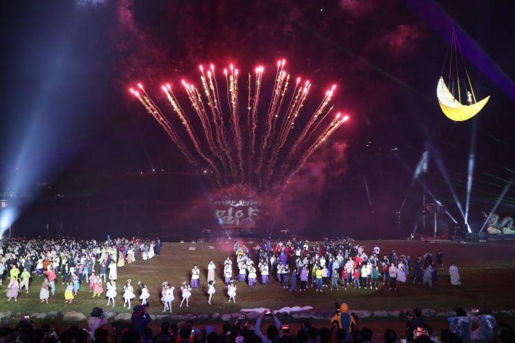 2019년 밀양아리랑축제 (사진=밀양시)