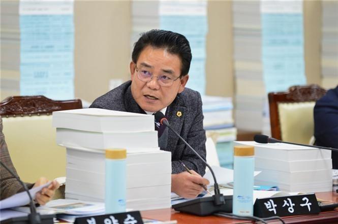 박상구 서울시의원, 강서구 내 서울시 및 교육청 예산  총 1576억 확정