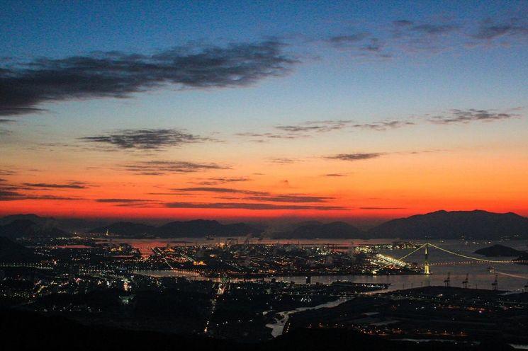 설 연휴, 야경(夜景) 아름다운 광양에서 인생샷 남겨요
