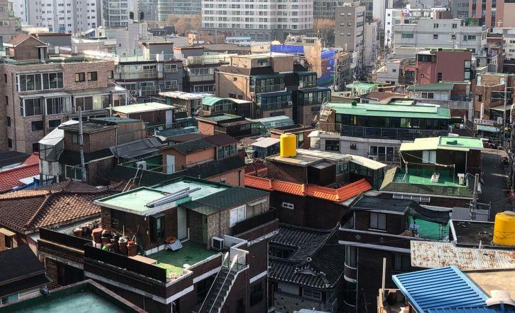 서울 마포구 일대 주택 지역 (사진=연합뉴스)