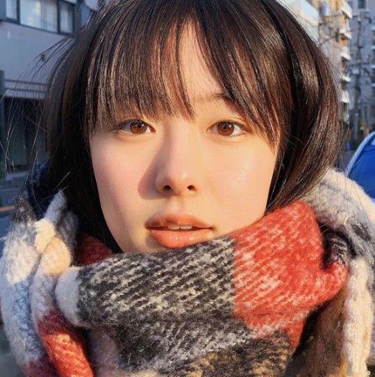 일본 배우 카라타 에리카. 사진=카라타 에리카 인스타그램