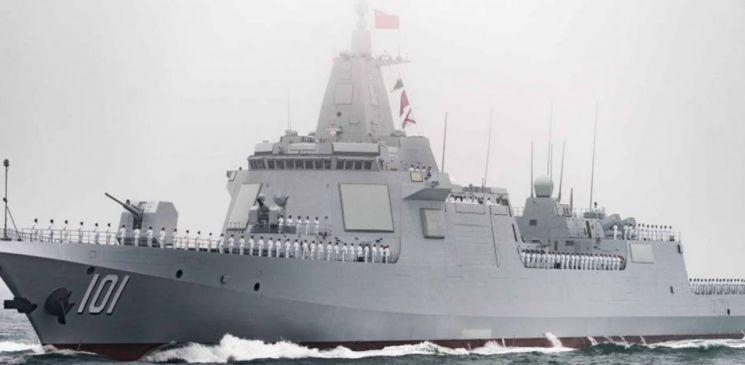 [양낙규의 Defence Club]아시아 최대 구축함 보유한 中해군