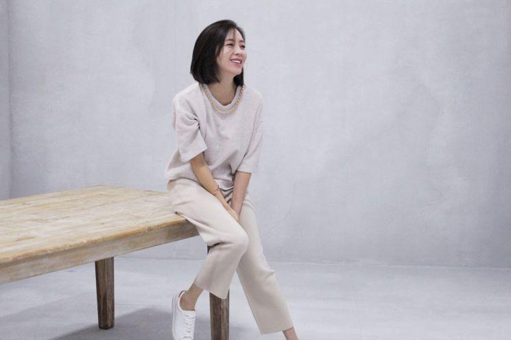 송윤아, 조르쥬 레쉬 2020 봄 화보 B컷 공개