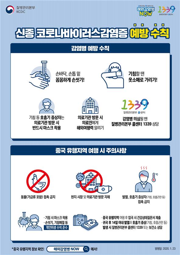 경기도, 설 연휴 '우한 폐렴' 대책반 가동