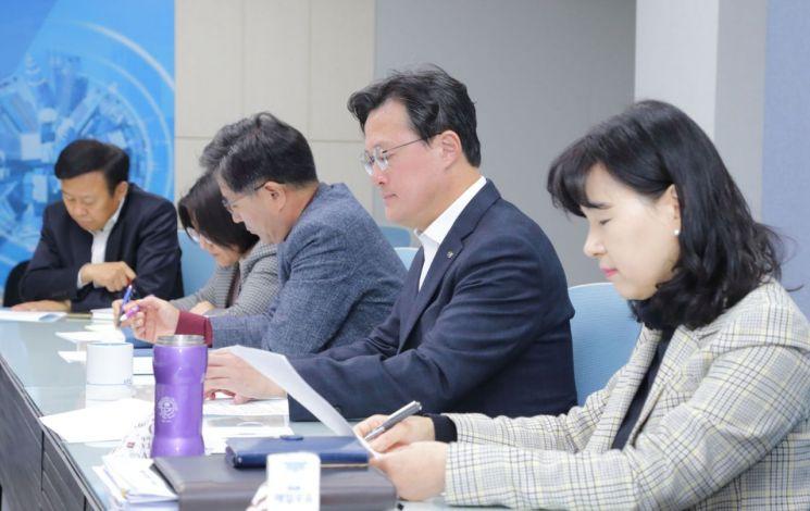 지난해 2월 개최된 리더들의 독서 토론