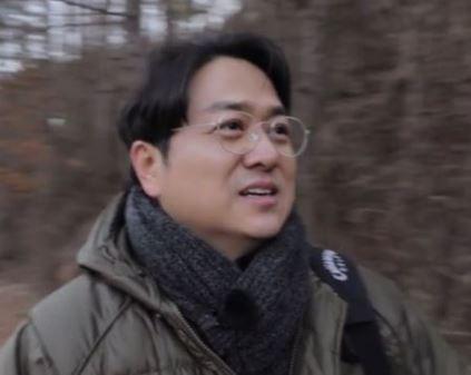 배우 김찬우/사진= SBS 예능 프로그램 '불타는 청춘' 제공