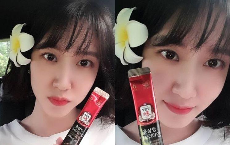 선 넘은 청순 미모…'스토브리그' 박은빈의 러블리 셀카