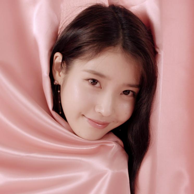 달콤한 핑크빛 감성…아이유X제이에스티나 'I PINK U'