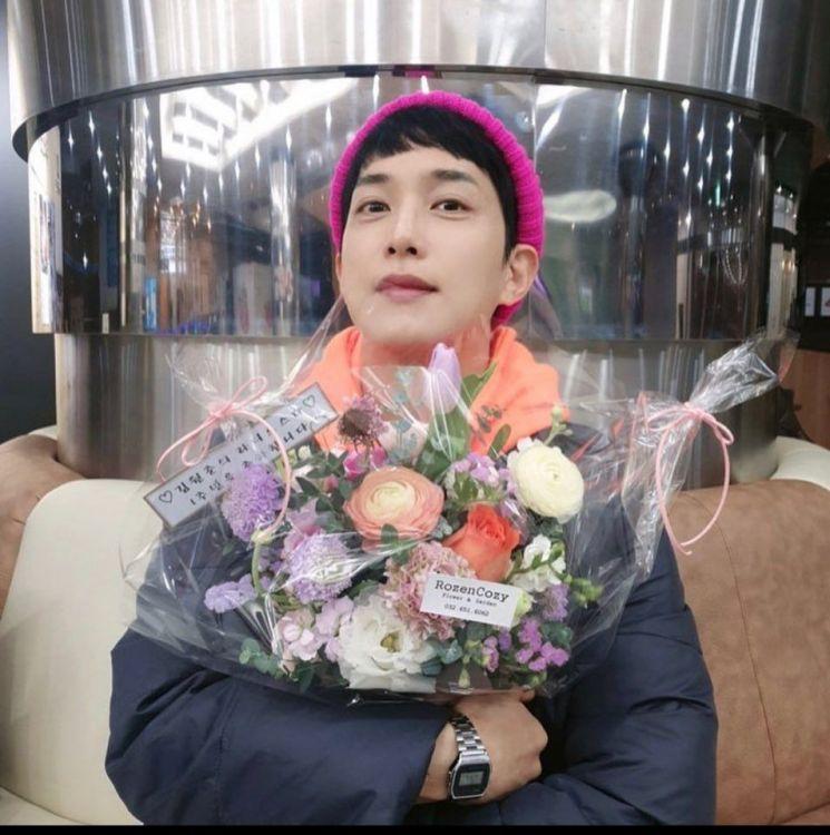 KBS2 '김원준의 라디오스타'에서 DJ로 활동 중인 김원준. 사진=김원준 인스타그램