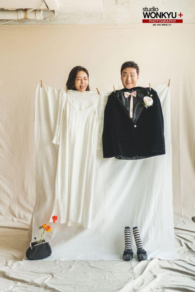 결혼하는 박동빈, 이상이.