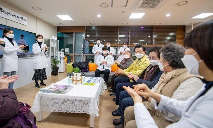 용산구, 신종 코로나 장기화 대책 '총력'