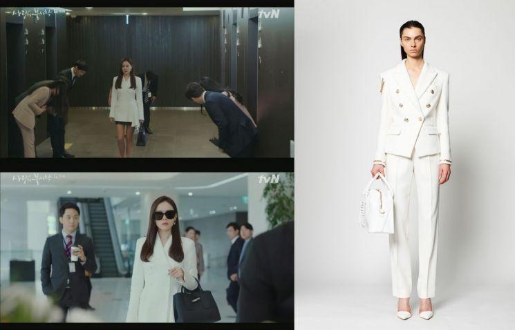 사진=tvN '사랑의 불시착' 방송 화면, 채뉴욕