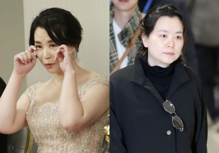 영화 '기생충' 장혜진. 사진=뉴스1