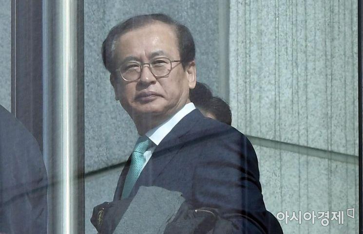 지난 7일 검사장급 인사 발표 후 사의를 표명한 문찬석 광주지검장.