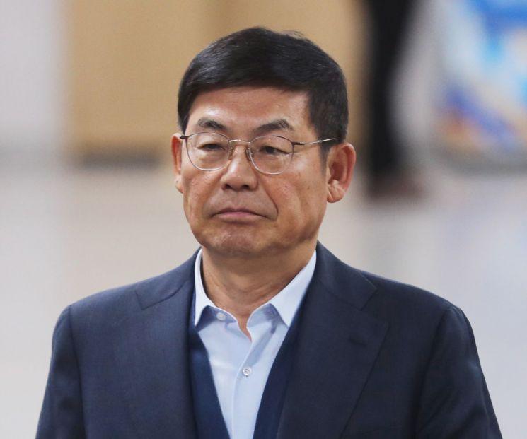 이상훈 전 삼성전자 이사회 의장 [이미지출처=연합뉴스]