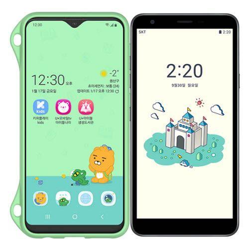 '맘스폰' 통신3사 키즈폰 추천 모델 카카오리틀프렌즈폰3, LG X2 ZEM 무료판매에 요금지원
