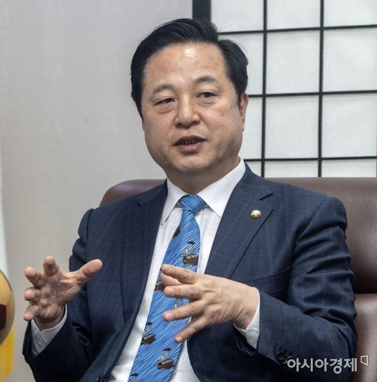 김두관 더불어민주당 의원./윤동주 기자 doso7@