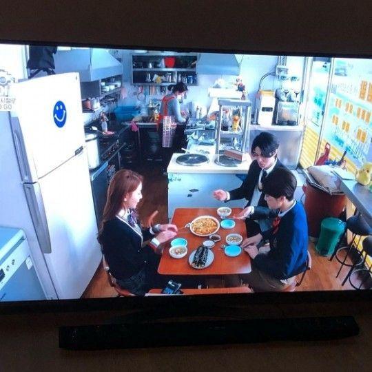SBS '이동욱은 토크가 하고 싶어서' 방송 화면/사진=써니 인스타그램 캡처