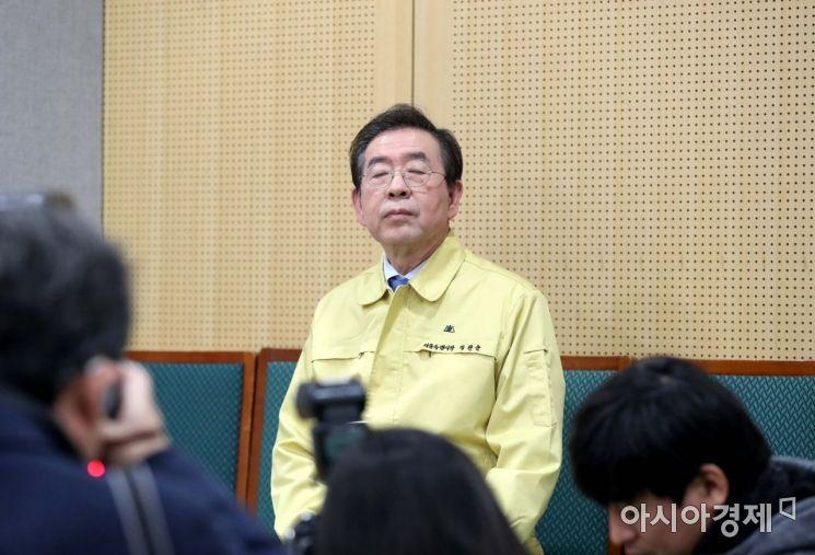 서울시, 직원 4만2000여 명 시차출근제…'총파업' 택시 집회도 연기