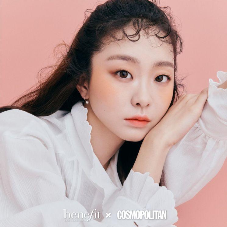 배우 김다미. 사진=코스모폴리탄