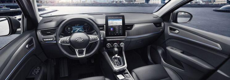 [시승기]SUV·세단 감성 동시에…르노삼성 XM3
