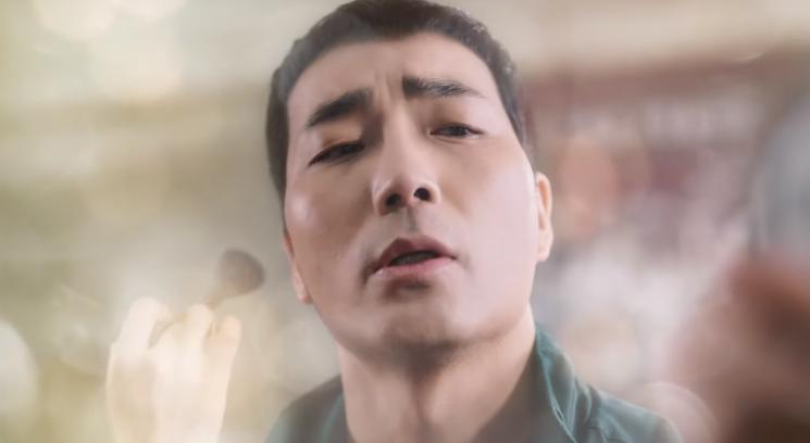 '스토브리그' 강두기 역의 하도권. 사진=유튜브 채널 '스브스캐치' 영상 화면