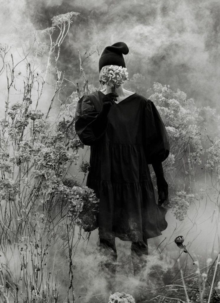 이와-마리 룬드퀴스트의 자화상. 사진=앤아더스토리즈
