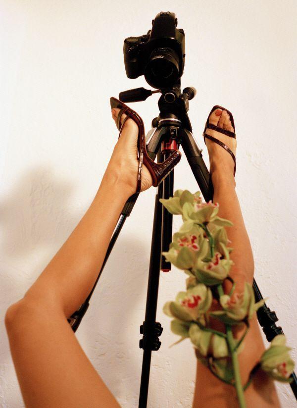 아만다 차키언의 자화상. 사진=앤아더스토리즈
