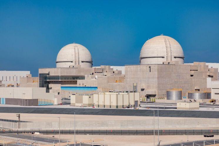 원자력발전소. 자료사진.