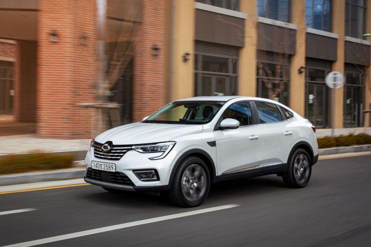 """르노삼성 """"XM3, 국내 소형 SUV 시장 성장에 큰 영향"""""""