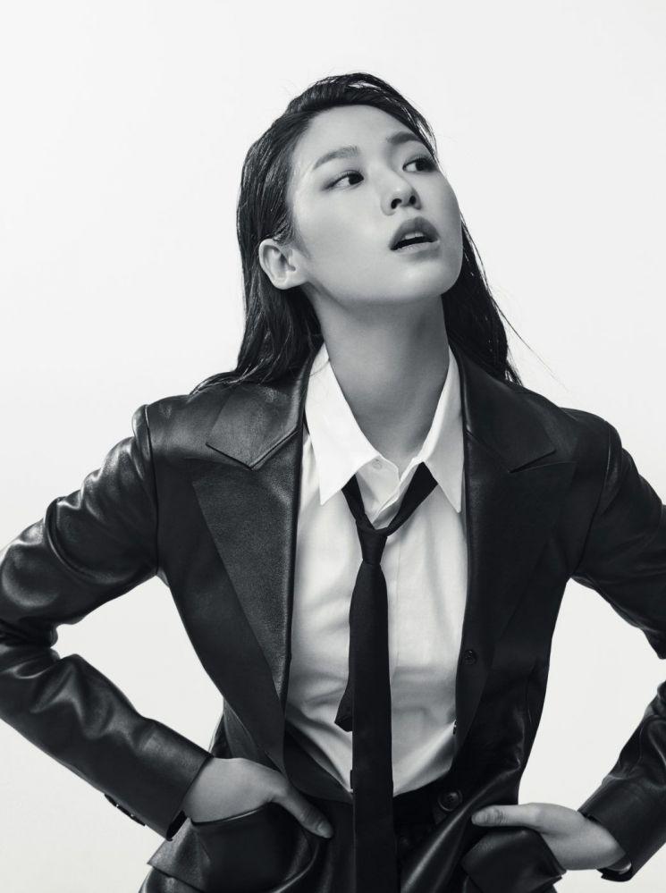 AOA 멤버 설현. 사진=설현 인스타그램