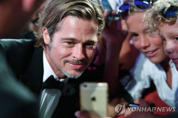 할리우드 배우 브래드피트/사진=연합뉴스