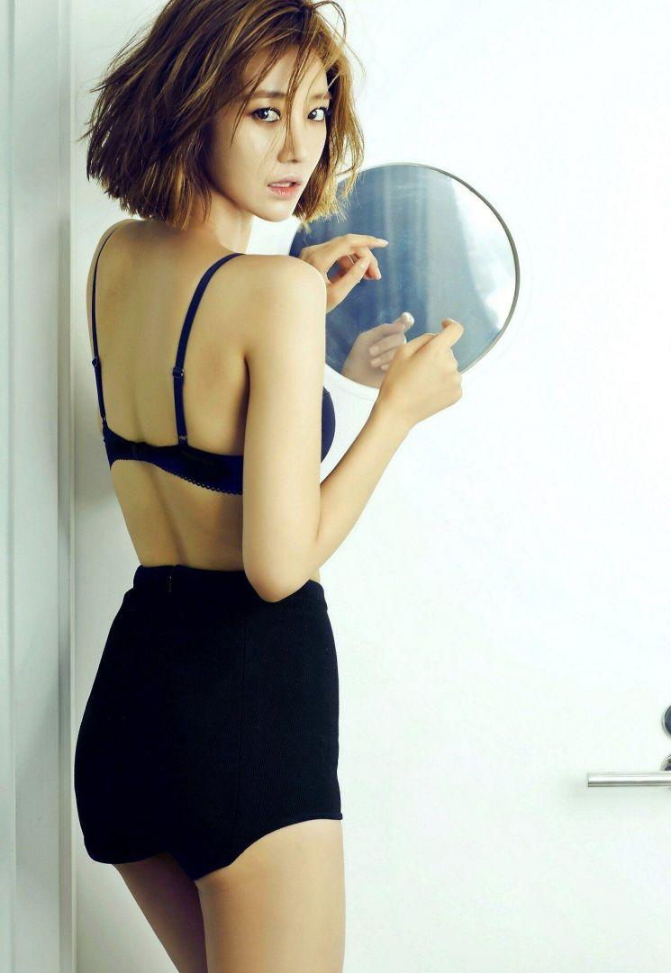 고준희 리즈시절 속옷화보