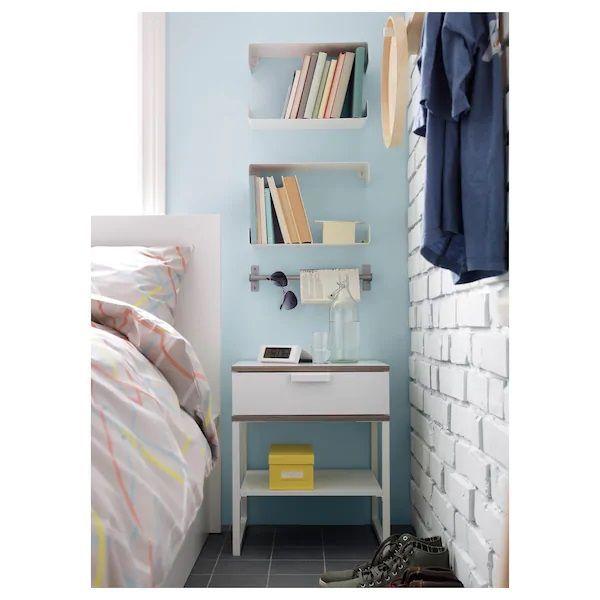 IKEA의 침대협탁 'TRYSIL'. 사진=이케아