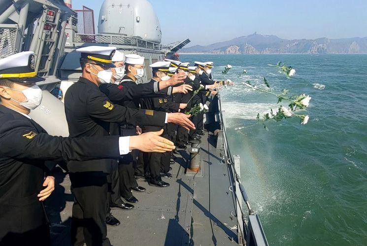 천안함 10주기… 안보결의 주간