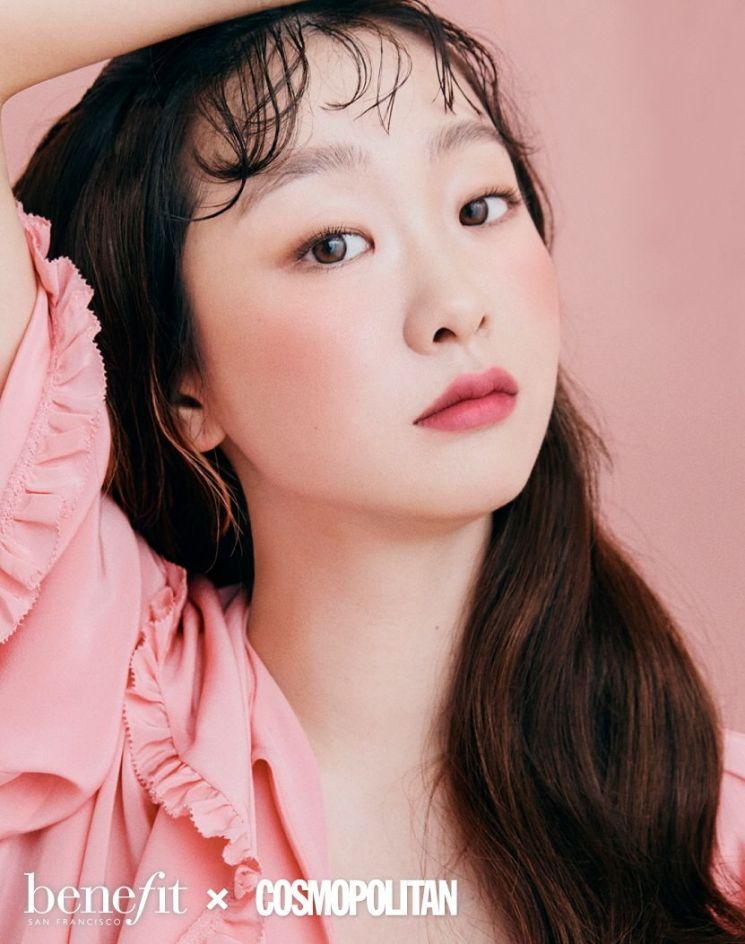 배우 김다미 화보.