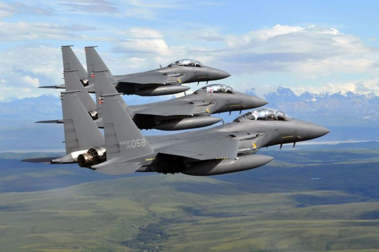 공군의 F-15K