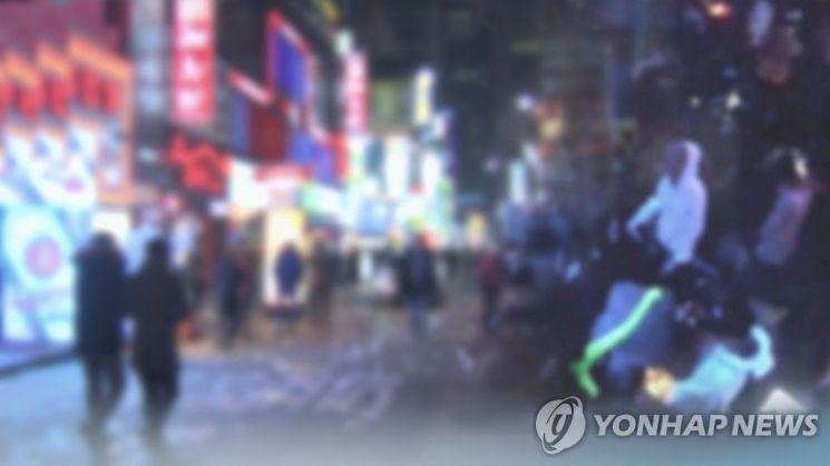 수도권, 부산시는 지난 12일부터 강화된 사회적 거리두기 2단계를 시행, 유흥시설 및 홀덤펍 등에 대한 영업을 금지하고 있다. / 사진=연합뉴스
