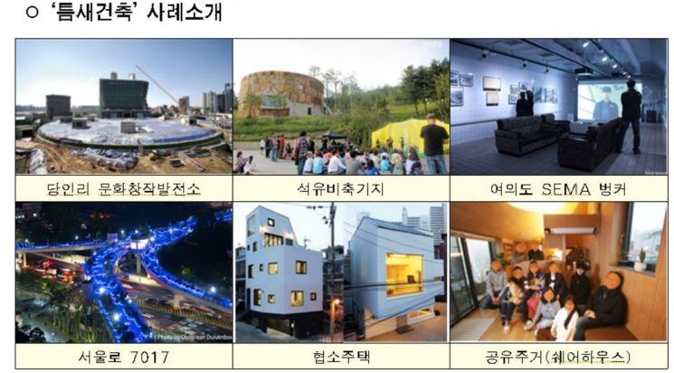 '2020년 서울건축문화제' 10월 연다…서울 곳곳 '틈새건축' 조명